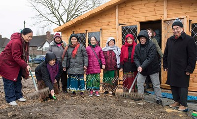 March 2nd 2016 Nepal allotment Mansfield 19