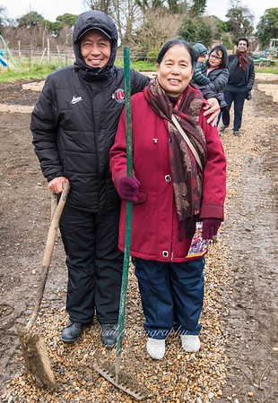 March 2nd 2016 Nepal allotment Mansfield 06