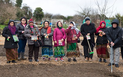March 2nd 2016 Nepal allotment Mansfield 29