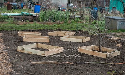 March 2nd 2016 Nepal allotment Mansfield 12