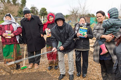 March 2nd 2016 Nepal allotment Mansfield 26