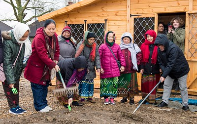 March 2nd 2016 Nepal allotment Mansfield 01