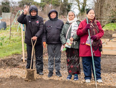 March 2nd 2016 Nepal allotment Mansfield 05