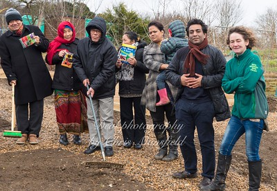 March 2nd 2016 Nepal allotment Mansfield 28