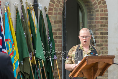 April 22nd 2018 St Georges day service 10