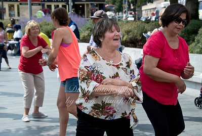 aug 8th 2015 flashmob mansfield 04