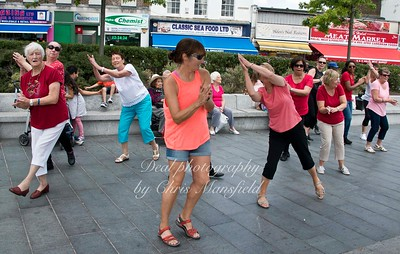 aug 8th 2015 flashmob mansfield 10