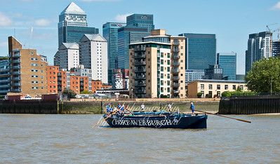 Barge race 50