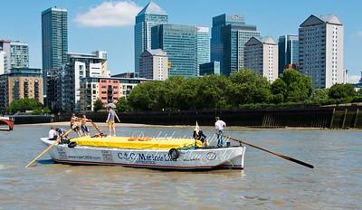 Barge race 58