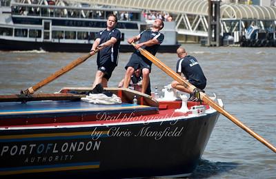 Barge race 54