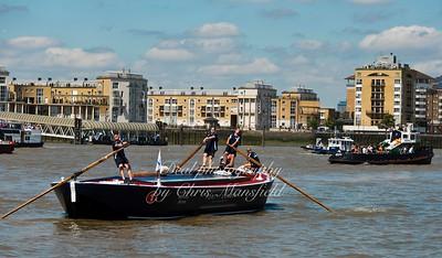 Barge race 55