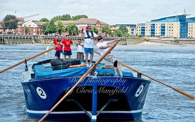 Barge race 51