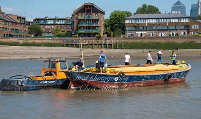 Barge race 46
