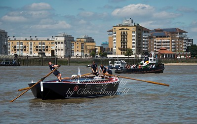 Barge race 56