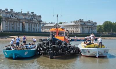 Barge race 47