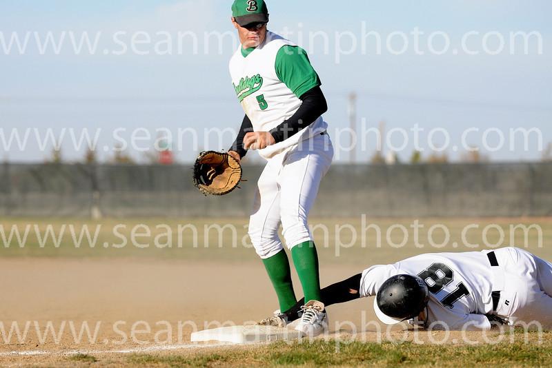 Baseball Limon at Byers 4-13-10