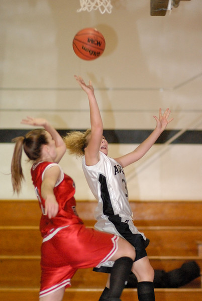 Kaylee Thomas shoots