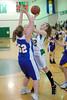 Amanda Rino Shoots, Brittany Graham defends the net