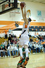 porter wilson goes up for a dunk