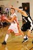 Basketball Jefferson Academy at Bennett2-3-09