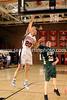 Basketball Monte Vista at Strasburg 1-10-09