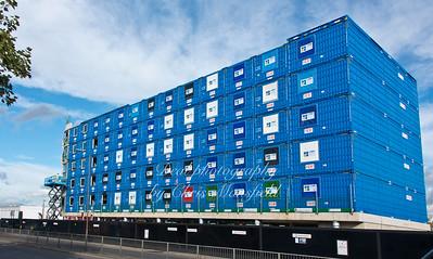 Nov' 2nd 2012 .. Royal Arsenal Hotel