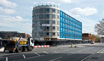 April 10th 2014.  Royal Arsenal Hotel