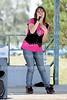 Sara Quarles, winner of OES Talent show