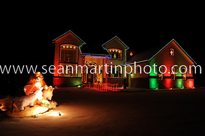 Bennett Holiday Lighting Contest