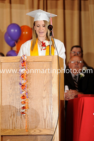 Deer Trail graduation 2009