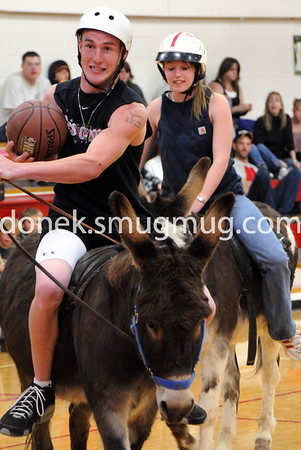 Donkey Basketball 4-23-08