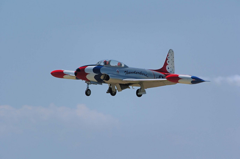 Roy Halladay Flying the Lockheed T-33
