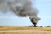 Strasburg fire dept practice fire 11-16-08
