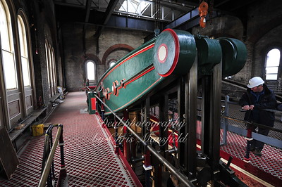 restored Beam at the crossness engines