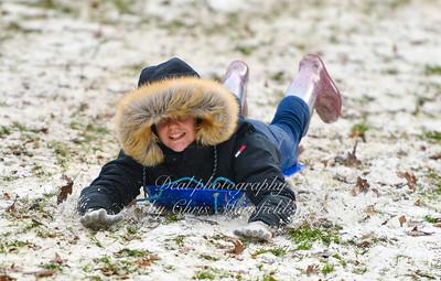 Feb 28th 2018 Abbey wood snow Chris Mansfield 07