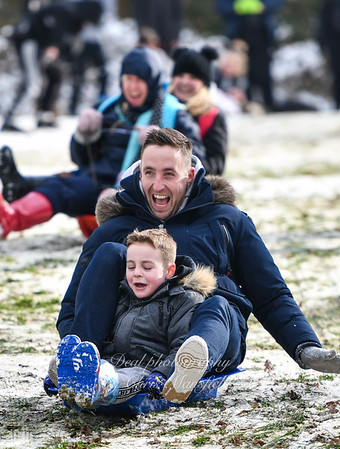 Feb 28th 2018 Abbey wood snow Chris Mansfield 04