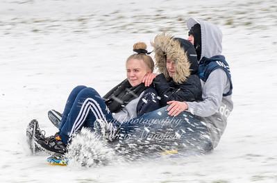 Feb 28th 2018 Abbey wood snow Chris Mansfield 20