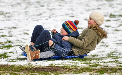 Feb 28th 2018 Abbey wood snow Chris Mansfield 22