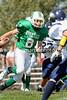 Travis Adamson runs the ball