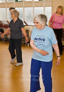 Glyndon exercise for over 50s 10