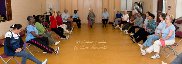 Glyndon exercise for over 50s 21