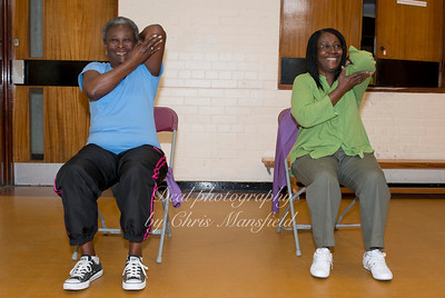 Glyndon exercise for over 50s 22