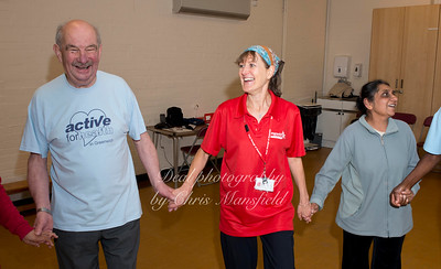 Glyndon exercise for over 50s 17