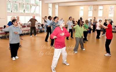 Glyndon exercise for over 50s 14