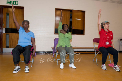 Glyndon exercise for over 50s 23