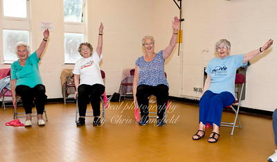 Glyndon exercise for over 50s 24