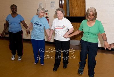 Glyndon exercise for over 50s 16