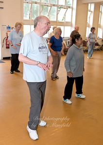 Glyndon exercise for over 50s 13