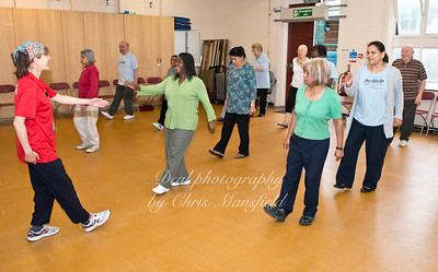 Glyndon exercise for over 50s 11