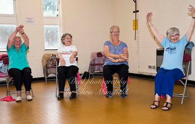 Glyndon exercise for over 50s 25
